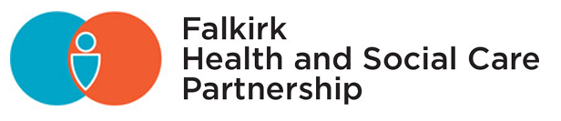Living Well Falkirk logo